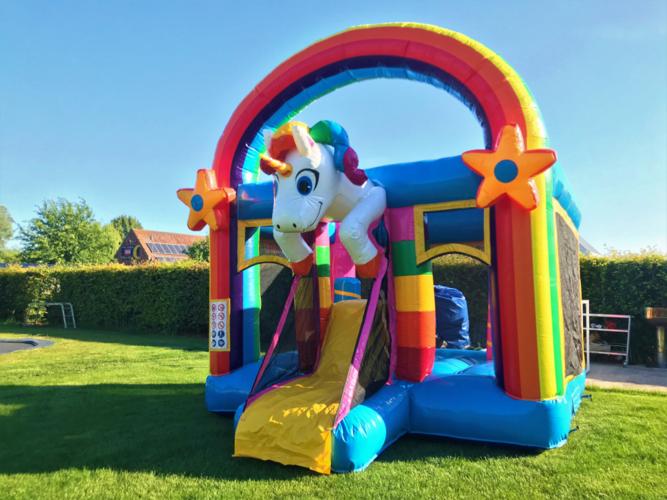 Unicorn Mini Bounce - Nieuw 2021